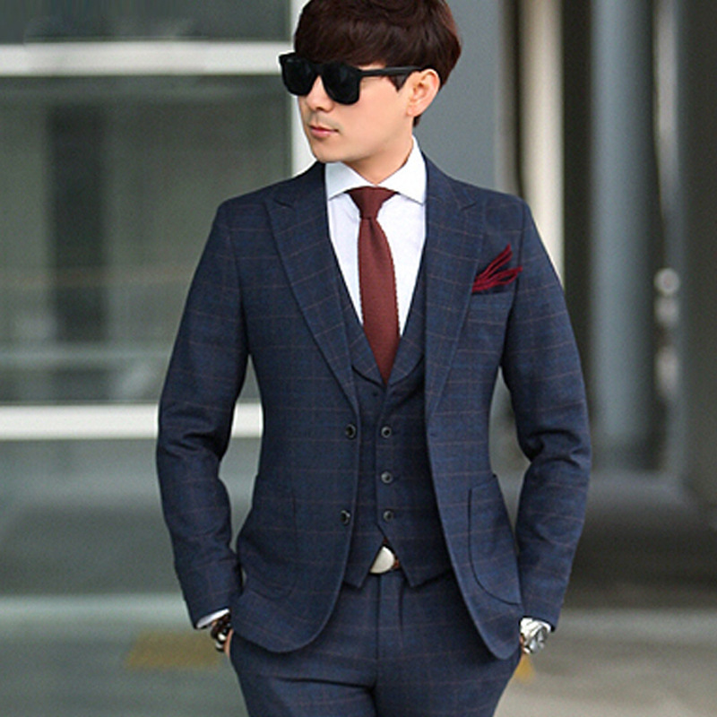 3 Piece Suits For Mens Dress Yy