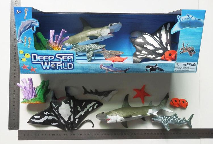 Lego Shark Toys For Boys : Deep seaworld hammerhead shark toy pictures to pin on