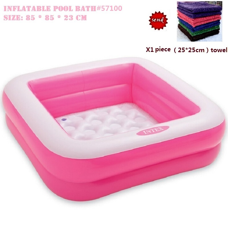 Inflatable Pool Baby Swimming Pool Piscina For Newborn Portable Outdoor Children Basin Bathtub For Infant(China (Mainland))