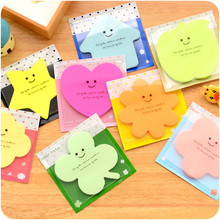 Candy color Sticker Post-It Bookmark Marker Memo pad Flags Index Tab sticky notes Label Paper stationery office&School supplies