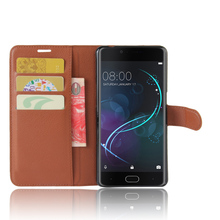 Buy Doogee Shoot 1 Case Litchi Texture Leather Case Doogee Shoot 1 Flip Cover Case Wallet Style Magnetic Protective Shell for $5.50 in AliExpress store