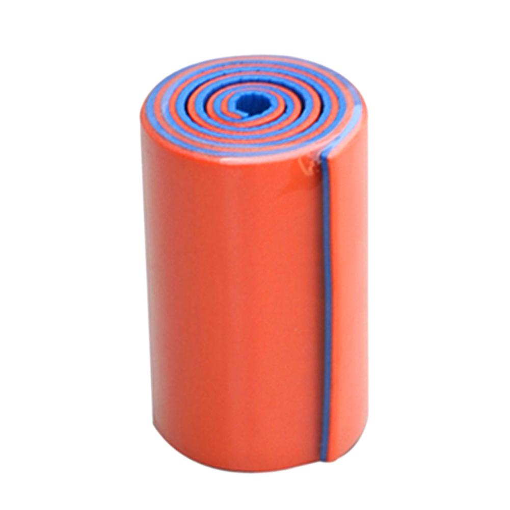 11cm*46cm Emergency Kits Survival Medical Multi-use Orange & Blue Aluminum Training Splint fixed First Aid Kit Bandage Roll Pet(China (Mainland))