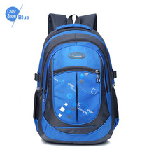 High Quality Large School Bags for Boys Girls Children Backpacks Primary Students Backpacks Waterproof  Schoolbag Kids Book Bag(China (Mainland))