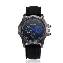 Marca de luxo à prova dwaterproof água militar esporte relógios homem aço prata digital relógio analógico quartzo relogios masculinos #4m03(China)