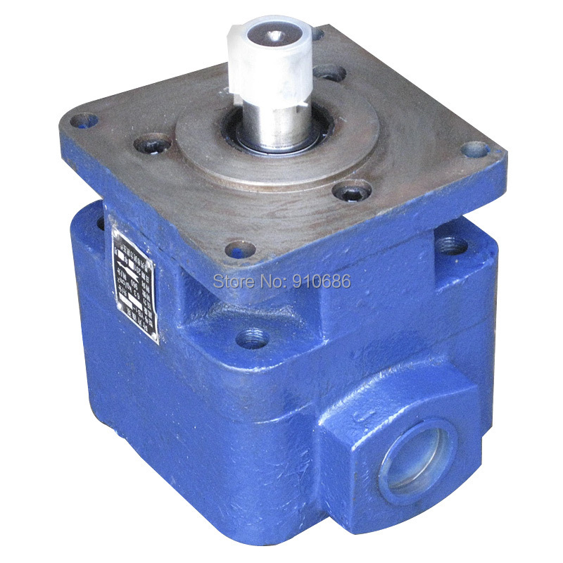 Oil pump quantitative vane pump YB1-100 reliable and convenient in maintenance hydraulic pump(China (Mainland))