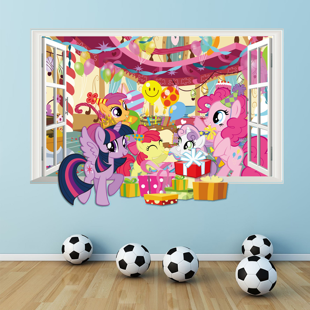 my little pony wall mural www galleryhip com the my little pony friendship is magic mural