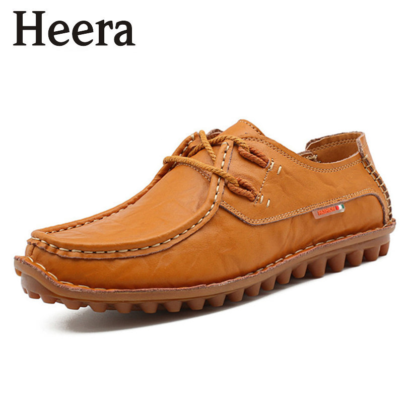 top quality genuine leather shoes moccasins shoes
