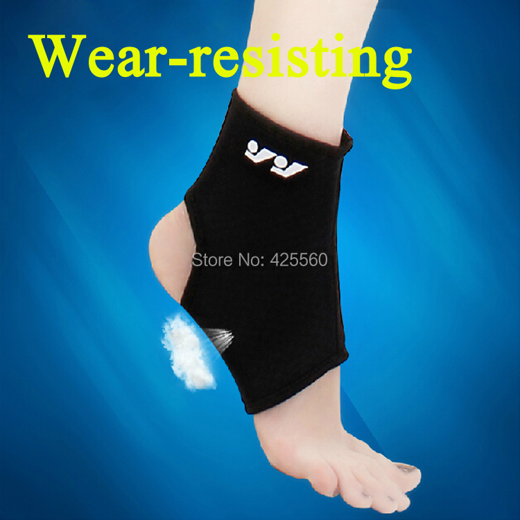1 Piece New 2014 Basketball Football Tennis Badminton Ankle Support Outdoor Sports Ankle Brace Feet Care Support Free Shiping(China (Mainland))