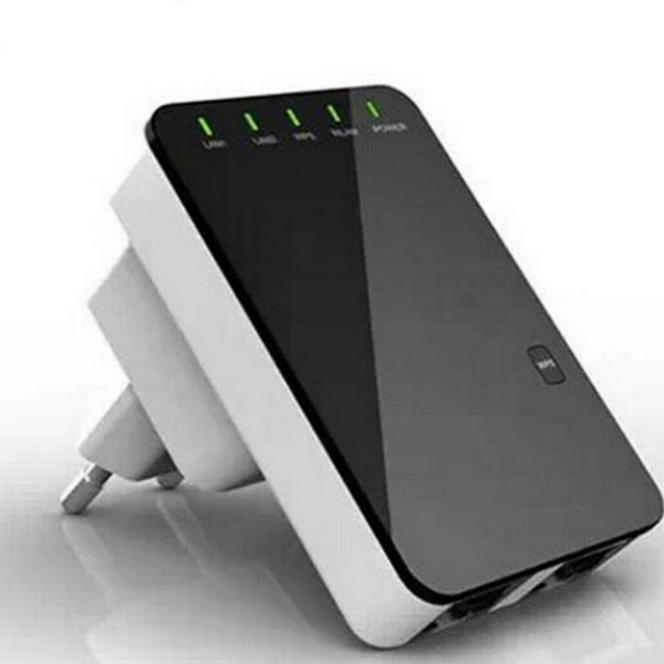 300 Mbit Hotspot LAN CE WAN Wireless 5 in 1 Repeater Mini Router WPS Wifi WLAN(China (Mainland))