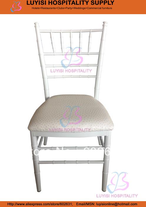 Acquista all 39 ingrosso online bianco chiavari sedie da - Sedia di chiavari ...