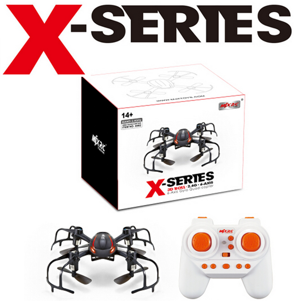 Original MJX X902 2.4G 4CH 6Aixs Gyro Mini Drone RC Remote Control Quadcopter 3D Tumbling vs CX-10 Fast Shipping<br><br>Aliexpress