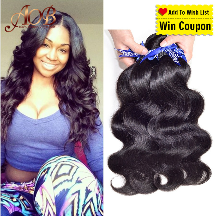 Mslynn Brazilian Body Wave Hair 100 Human Hair 3 Bundles