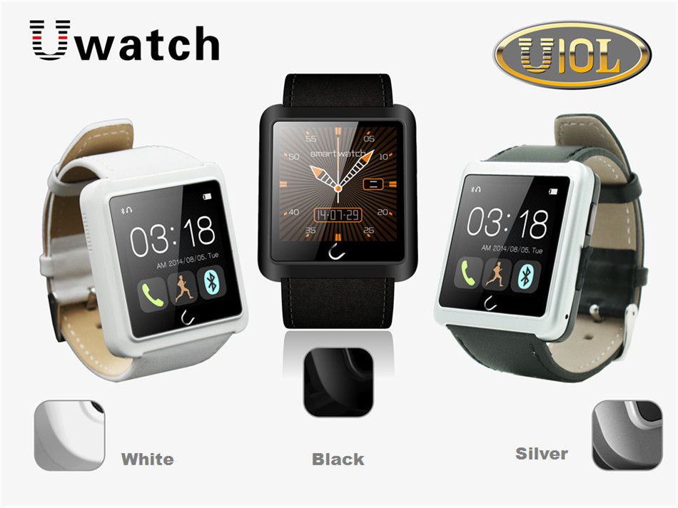 Best Cell Phone Watch Men Sports Watches U10L Reloj Smartwatch review Bluetooth Infrared for iPhone Samsung Huawei Android(China (Mainland))
