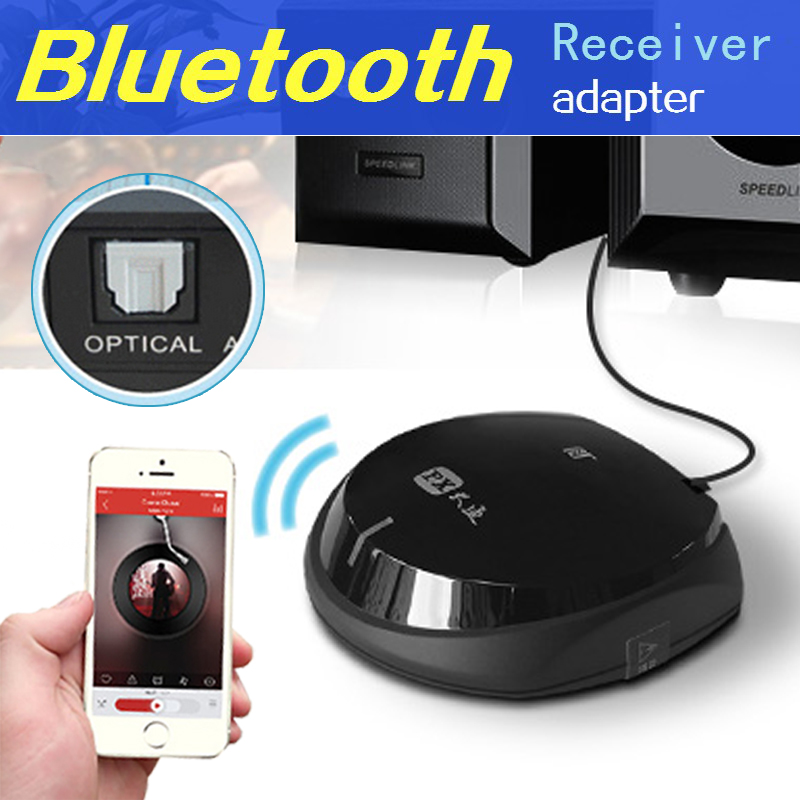 Aptx lossless sound quality hifi bluetooth receiver 4.0 audio adapter 3.5mm stereo music aux/Optical for speaker into wireless<br><br>Aliexpress