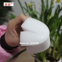 Magic Cleaning Melamine  Sponge 110*70*40mm Cleaning Eraser Multi-functional Sponge Big size 50pcs White(China (Mainland))