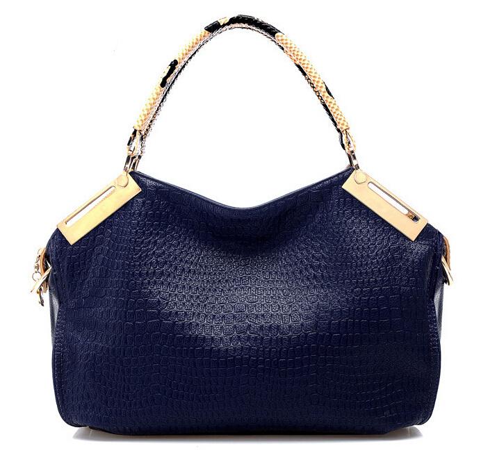 neverfull famous brand bag women 2015 women bag snake leather designer big handbags shoulder bag ladies day clutch tote bag(China (Mainland))