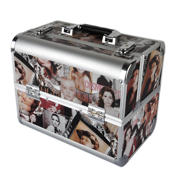 Makeup Train Case Cosmetic