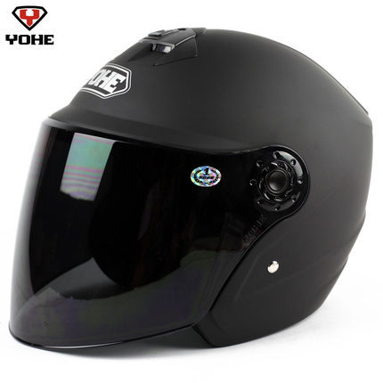 Light weight half face helmet/jet helmets YH-857B