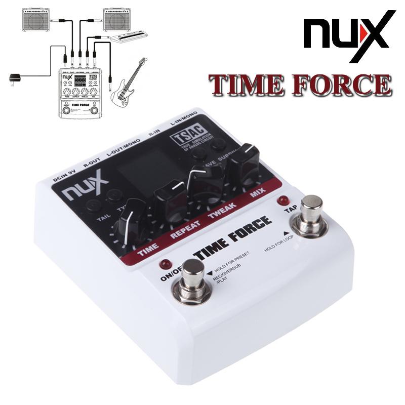 Аксессуары для гитары NUX NUX TIME FORCE аксессуары для гитары oo