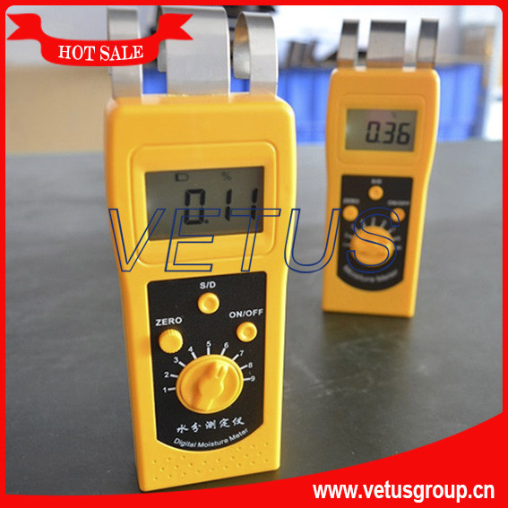 Фотография DM200T 0~50% Textile moisture meter for Cotton Clothes