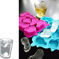 Clock Mold Silicone Mold Cooking Tools Cookie Cutter Ice Molds Ice Trays Kitchen Accessories Frozen Ice Cream Tools