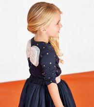 2016 Spring/autumn Baby Girl 2Pcs set Girls princess Clothing Sets Children star print T-shirt TUTU Skirt Baby Suits, ay219(China (Mainland))