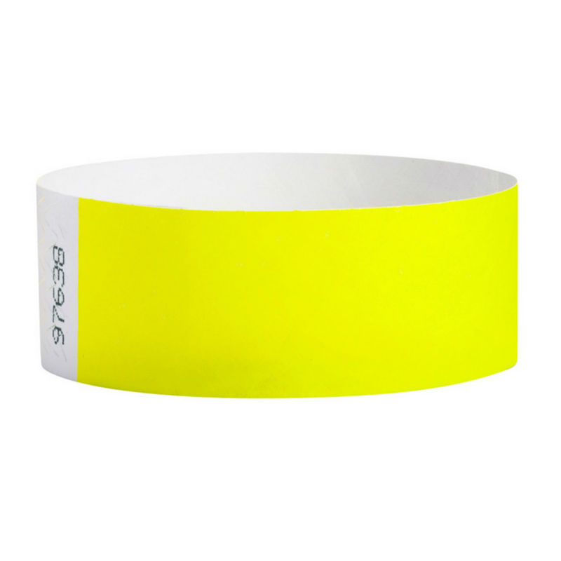 paper bracelets for events We're your most economical source of event wristbands we stock both tyvek  wristbands and plastic wristbands we're able to offer the lowest prices around.