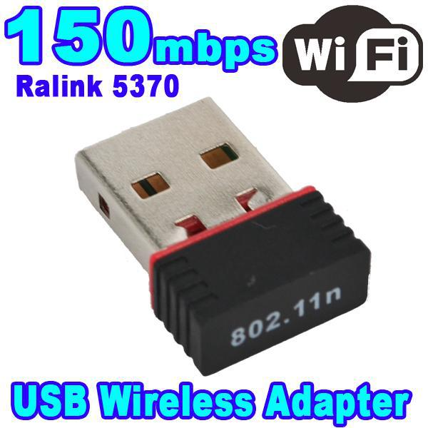 Mini 150M Network LAN Card 150Mbps USB 2.0 WiFi Wireless Adapter 802.11 ngb for Apple Macbook Pro Air Win Xp 7 8 LINUX(China (Mainland))