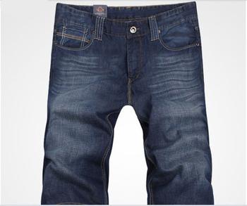 2016 short jeans men summer jeans cotton jeans size 29-38 free shipping blue jeans