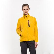 New Fashion women's thermal fleece jacket women outdoors autumn winter Windbreaker coats female warm Softshell jacket windproof(China)