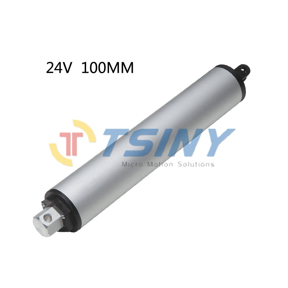 24v Stroke 100mm 140mm S High Speed Electric Linear Value