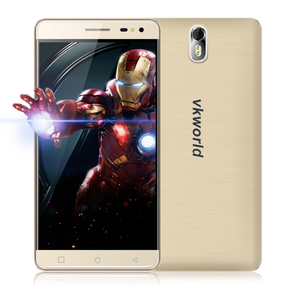 5.5 Inch Original Vkworld G1 Mobile Phone 4G LTE Smartphone Android 5.1 MTK6753 OCTA-core 3GB+16GB 13.0MP 5000Mah OTG Cellphone(China (Mainland))