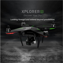 XIRO Zero Xplorer V Professional Helicopter FPV 5.8G RC Quadcopter Drone with 1080P Camera 5200mA Battery