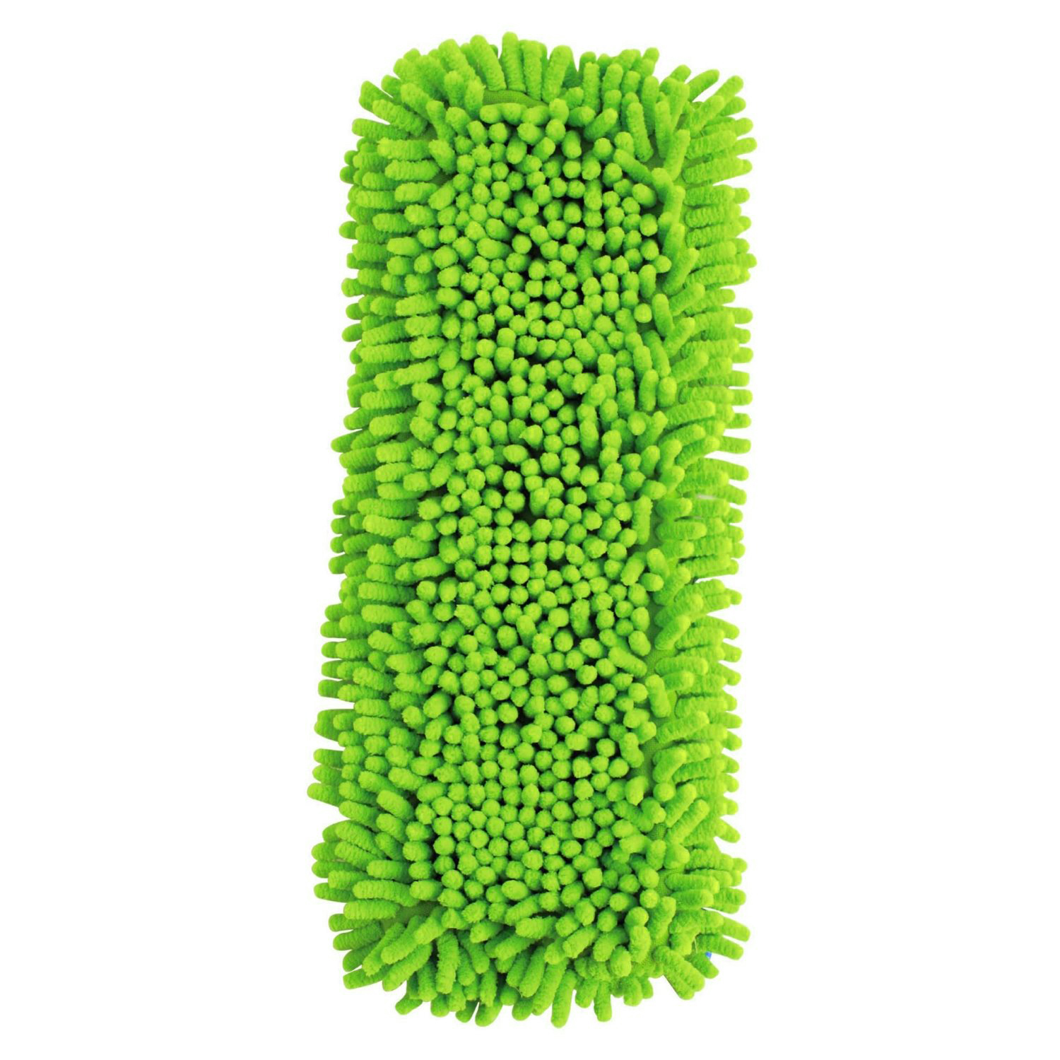 WSFS Hot Sale New Extendable Microfibre Mop Cleaner Sweeper Wet Dry - Green(China (Mainland))