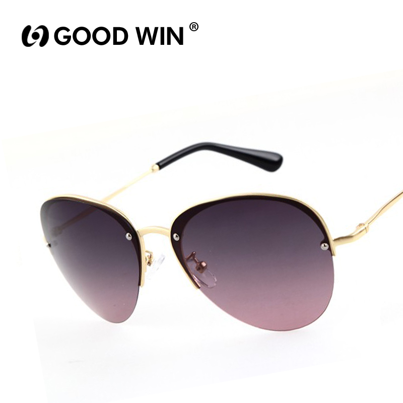 Thin Framed Fashion Glasses : New Cool Fashion Sunglasses Men glasses Metal Frame Sport ...