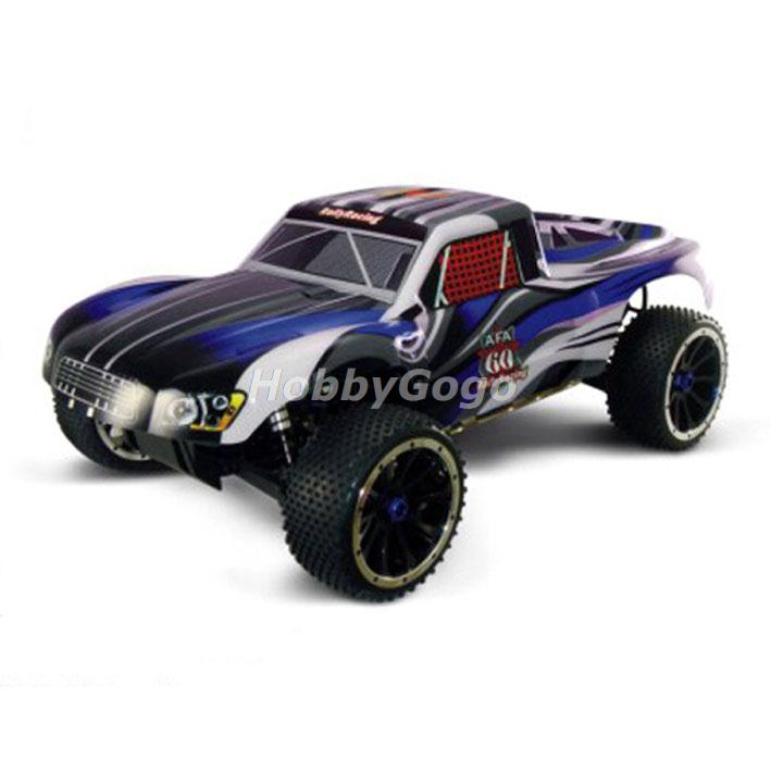HSP 94053 Gasoline Engine 30cc 1/5 scale 4WD 2ch 2.4G Radio Control Rally Car Hot sale wholesale dropship(China (Mainland))