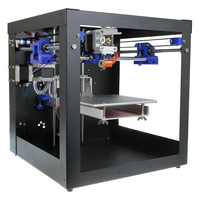 Latest Assembled Me Creator: mini desktop 3D printer DIY KIT Print size 300 x 290 x 300mm