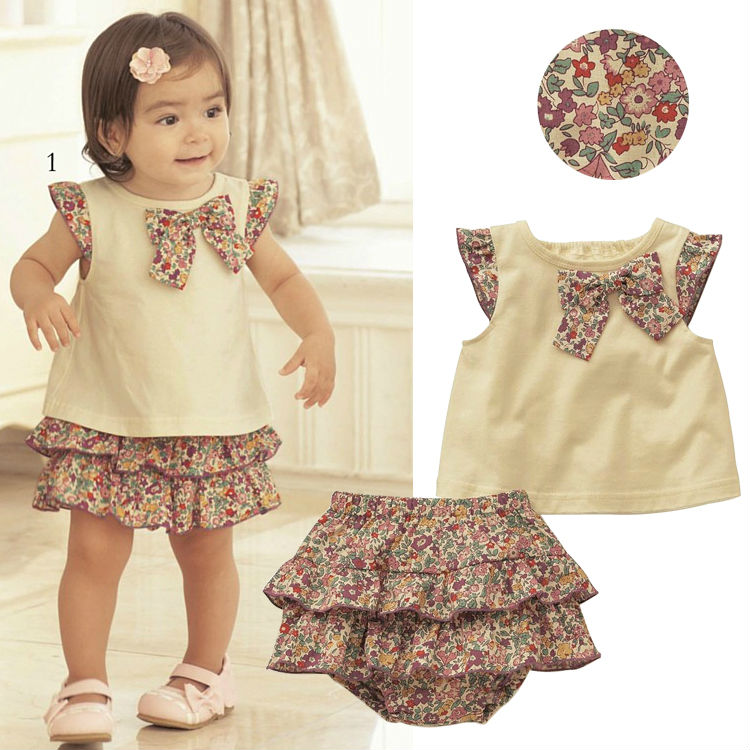 Girls Tops Online Brand 2014 Baby Girl Clothes