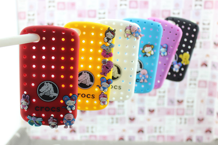 For Blackberry Q10 case Hello Kitty doll mobile phone cover of silicone crocodile + Free shipping(China (Mainland))