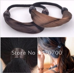 braid wig headband rubber band hair jewelry