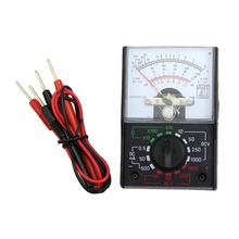J34 Free Shipping Mini Electric AC/DC OHM Voltmeter Ammeter Multi Tester MF-110A Multimeter New