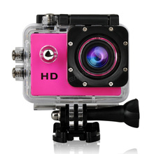 "A8 Waterproof Sports Camera 30m Under Water 3MP 720P HD Mini 1.5"" DV Cam Camcorder Action Video Recorder 2015(China (Mainland))"