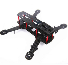 LHM149 Blackout QAV250 Carbon Fiber Mini 250 FPV Quadcopter Frame (Unassembled)(China (Mainland))