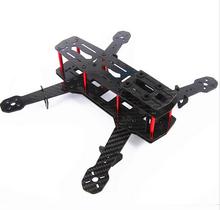 LHM149 Blackout QAV250 Carbon Fiber Mini 250 FPV Quadcopter Frame (Unassembled)(China (Mainland))