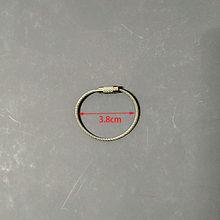 Covit ลวดเชือก Key แหวน(China)