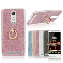 Buy Lenovo K5 Note Bling Case+Phone Finger Stand Ring Holder Silicone Cover Fundas Coque Case Lenovo K5 Note A7020 K52t38 for $2.81 in AliExpress store