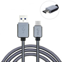 0.2M 1M 1.5M 3M USB 3.1 Type-C Cable 3A Fast Charging USB C Wire For New MacBook OnePlus 2 XiaoMi 4C LeTV 1S Nokia N1 Tablet