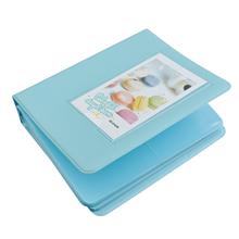 Mini Photo Album 64 Slots Fujifilm Instax Film 8 7s 25 50s 90 Camera-sky blue - Kitchen&Garden&Living Store store