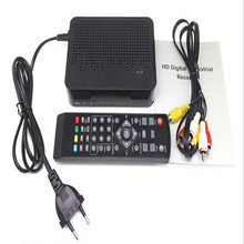 DVB-T2 HD TV Receivers Set-Top Boxes USB Port 1080P Video Play HDMI Jack Digital Video Broadcasting Terrestrial H.264 MPEG4(China (Mainland))