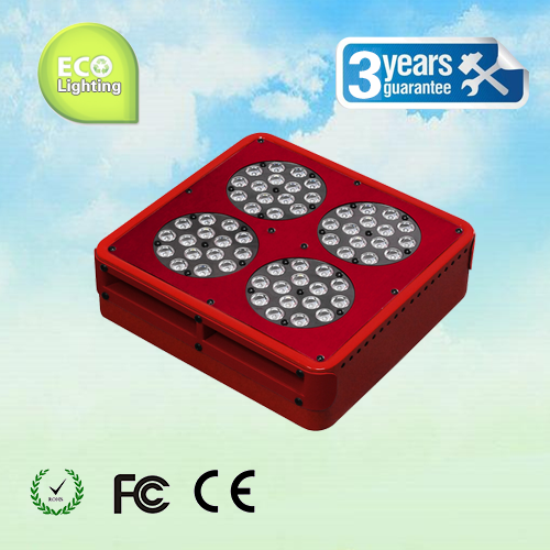 Apollo 4 LED grow light 60*3W Red:Blue=8:1, for Agriculture Greenhouse, grow tent, grow box, hydroponic systems (Customizable)(China (Mainland))